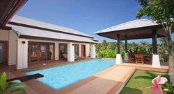 Samui Villa Pool