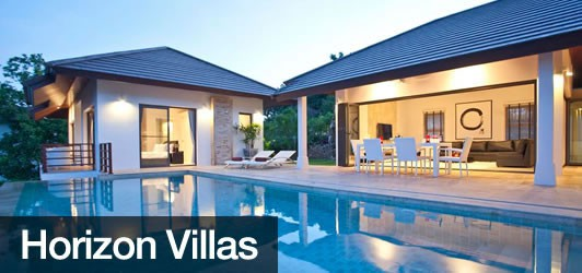 Horizon Villa with pool