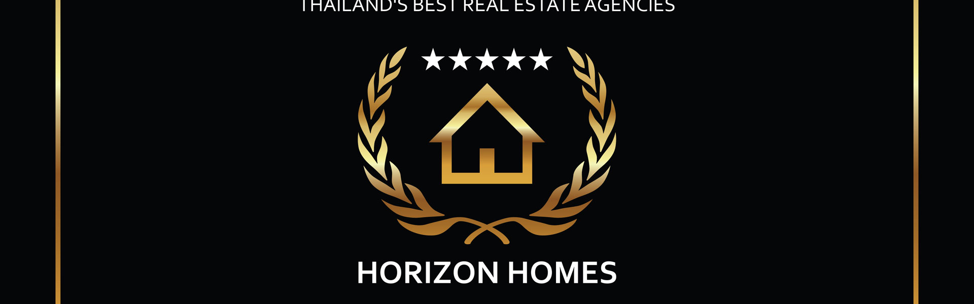 Horizon Homes awarded Best Real Estate Agency, Thailand, 2018
