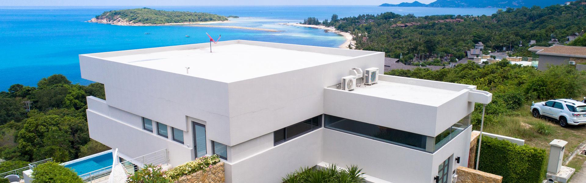 Villa vue mer à vendre