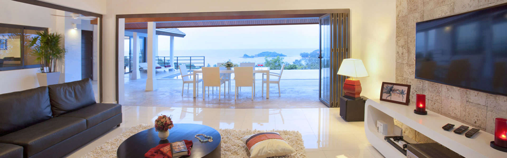 Samui villa with great view