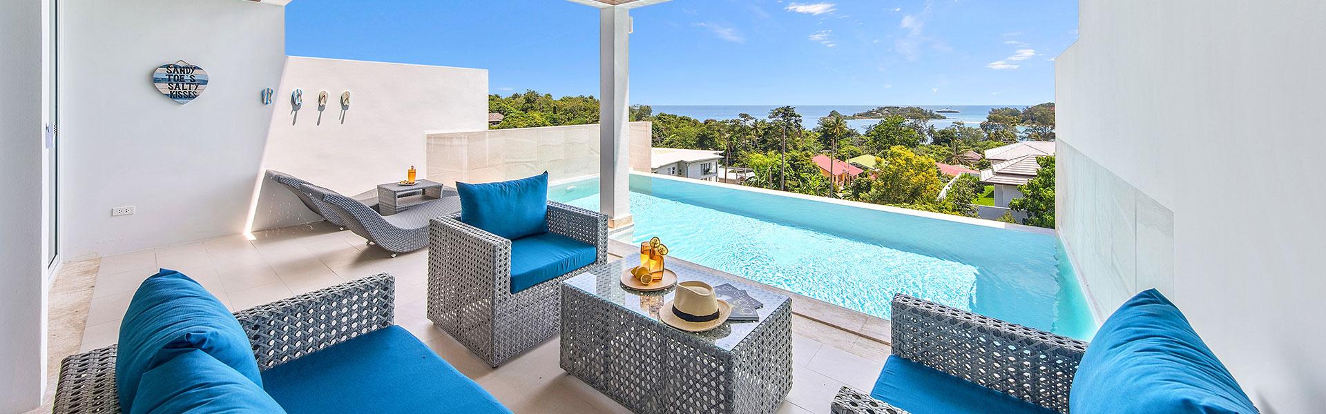 New villas for sale