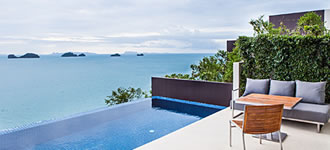 Koh Samui Villa Pool Options