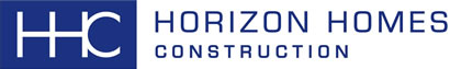 Logo: Horizon Homes Construction.