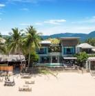 Superb villa on the tropical Mae nam beach, Koh Samui.