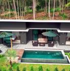 Villa 3 chambres avec jardin sur Maenam