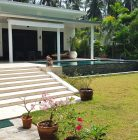 Beautiful garden villa with private pool