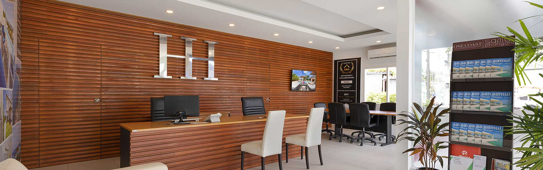 Horizon Homes office interior
