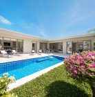 Piscine privée villa Koh Samui
