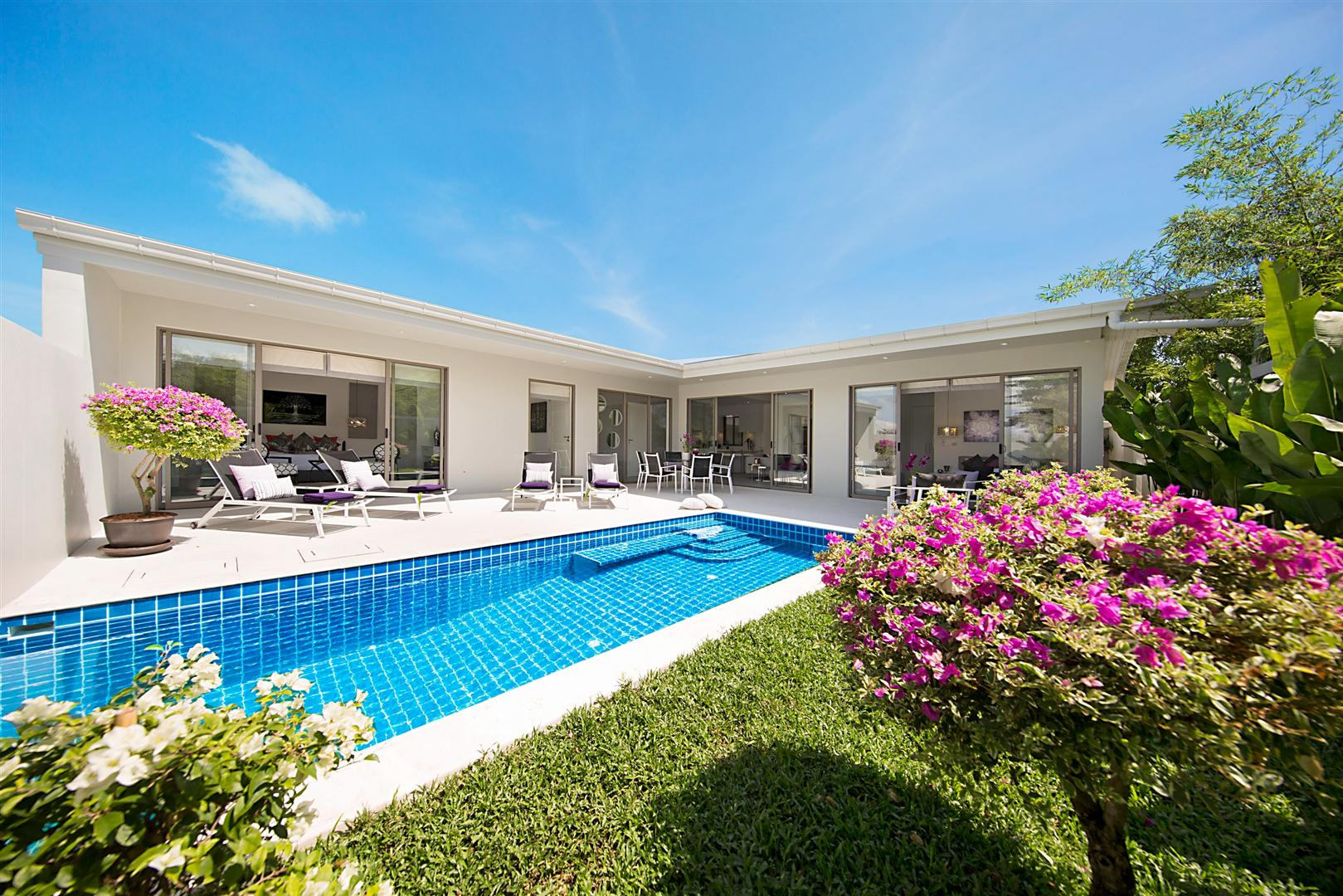 Private swimming pool villa Koh Samui