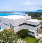 superb villa with a panoramic view