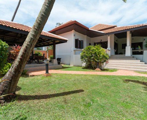 3 bedroom villa, Samui, Pool