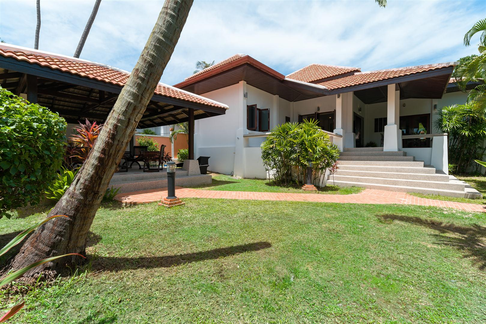 3 bedroom villa, Samui, Pool