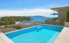sunset sea and beach view 3 bedroom villa
