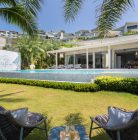 Water front, luxury villa, excellent location, Koh Samui