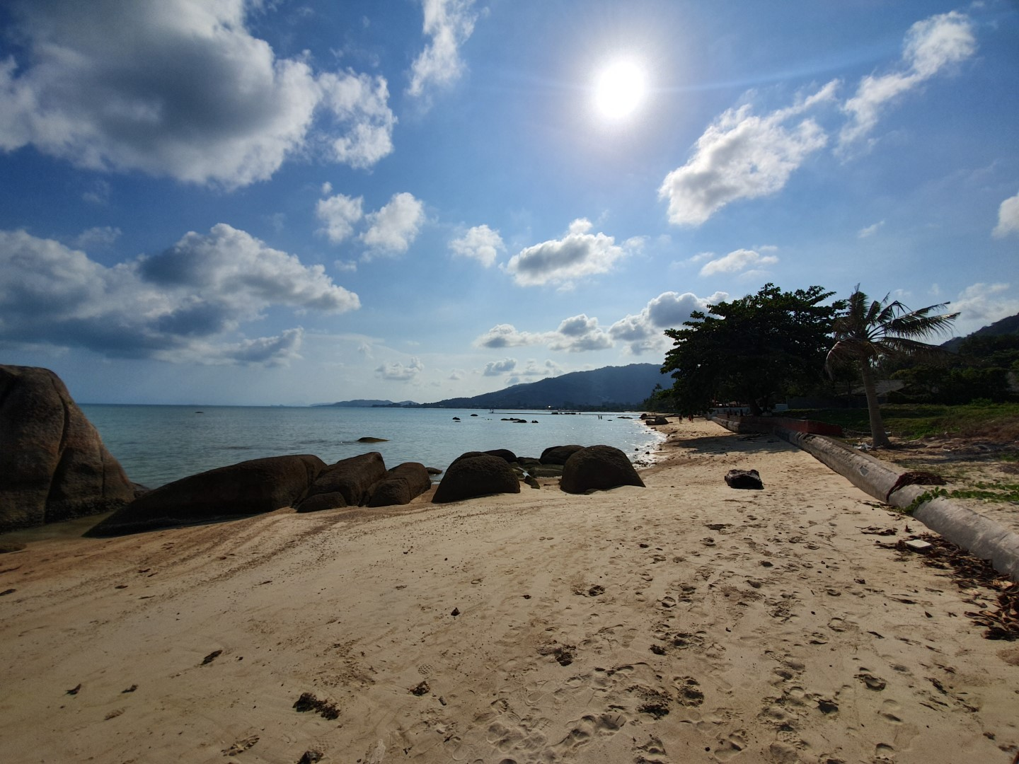 beach land for sale, samui paradise