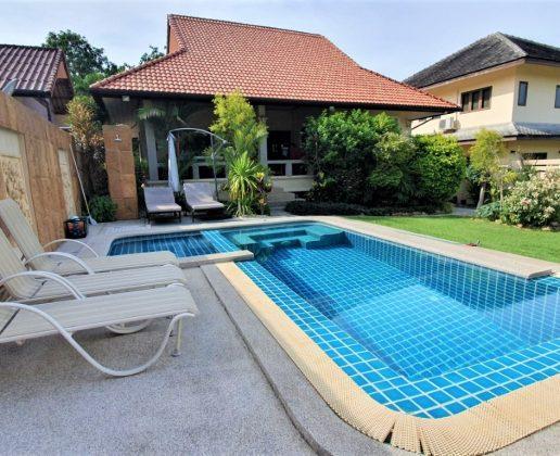 Garden villa with private pool, koh samui.