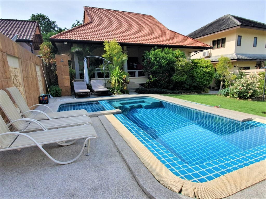 Garden villa with private pool, koh samui.