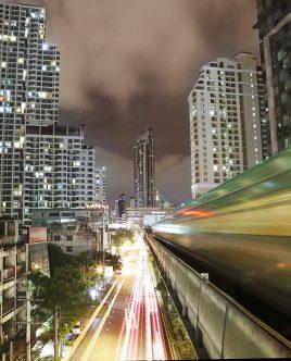 Thailand condominium.