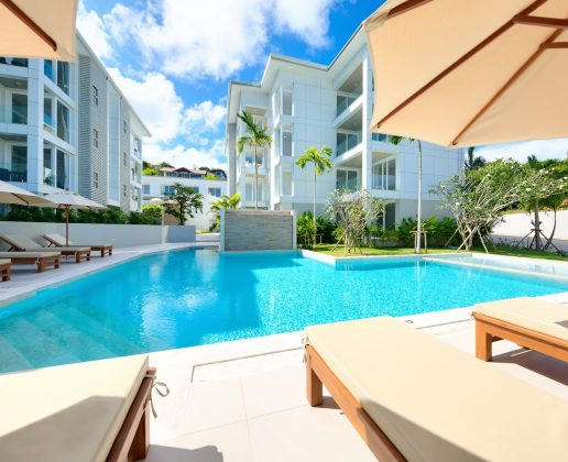 Foreign freehold condo