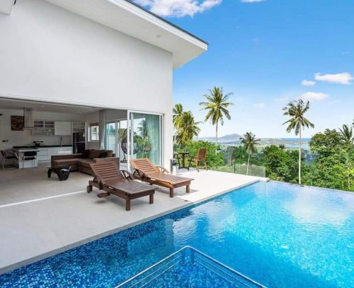 great value sea view villas in koh samui