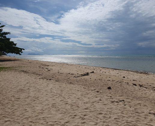 Stunning beach plot in bang por, koh samui