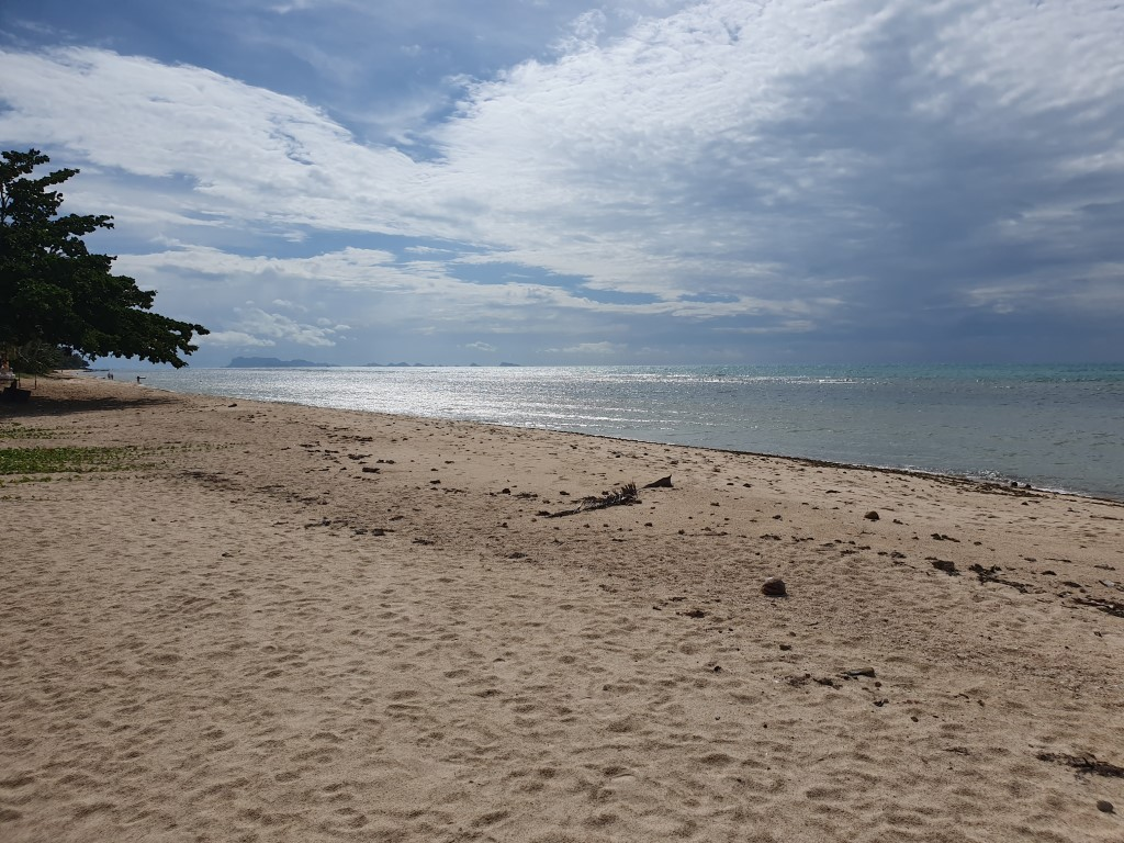 Stunning beach plot in bang por, koh samui