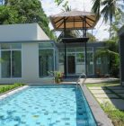 3 bedroom garden villa, peaceful location