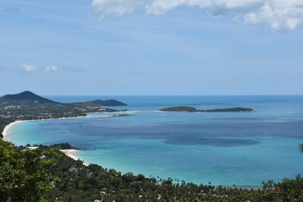 Stunning sea view land koh samui thailand