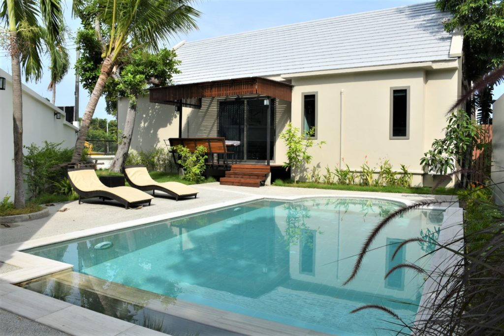 Belle propriété de 2 chambres avec piscine privée
