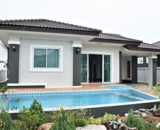good value 3-bedroom villa