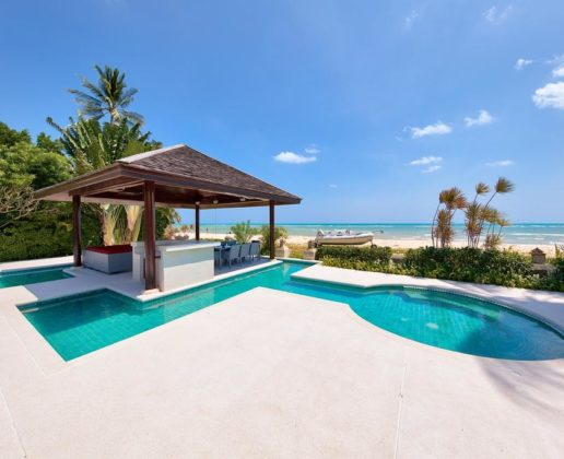 beachfront villa in hua thanon