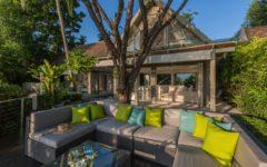 Sunset seaview villa