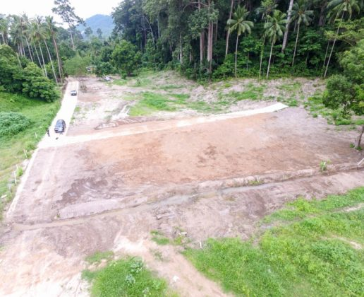 Flat land located in Lamai, Koh Samui