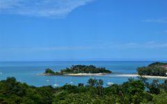 Sea view land