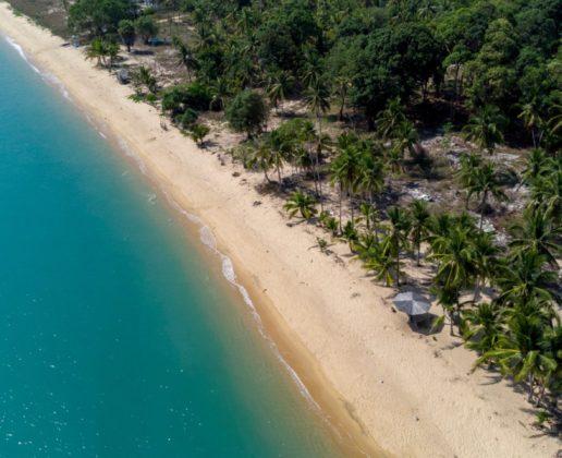 Koh Samui beach maenam