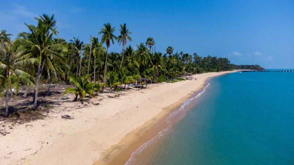 Prime beach front