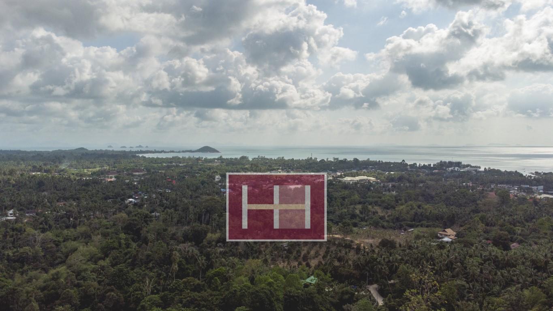 5 rai plot of land koh samui thailand